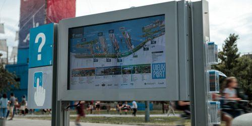 Digital interactive studio, iGotcha Media, has partnered with the Old Port of Montreal Corporation to install digital kiosks.