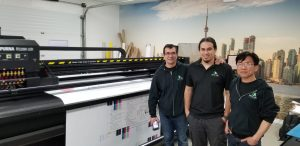 Brite Art Graphics has purchased the Anapurna H3200i light-emitting diode (LED) press.