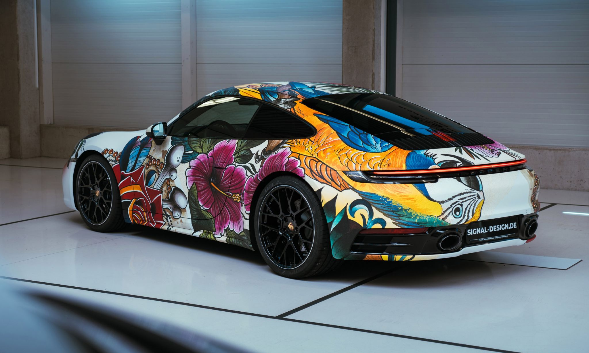 Avery Dennison Wrap Like a King 2019