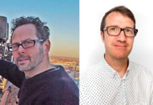 RealMotion will host two Live Design International (LDI) 2019 workshops this month that spotlight the art of developing interactive media experiences (pictured left is Michael Stiller, right is Geoffrey Platt).