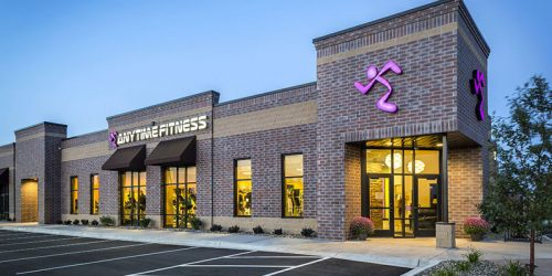LG Business Solutions USA has been named the commercial display vendor for Anytime Fitness.