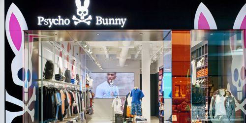 Montreal- and Toronto-based company iGotcha Media has supplied digital signage for men's clothing brand Psycho Bunny.