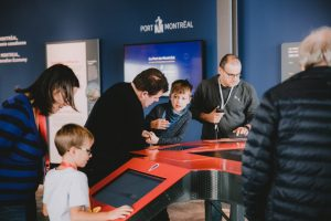 Montreal's Port Centre hosts exciting interactive exhibition