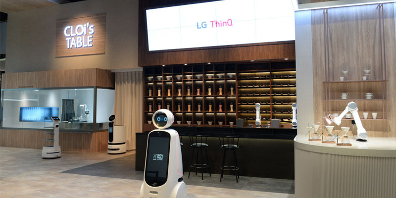 LG Electronics unveils framework for artificial intelligence