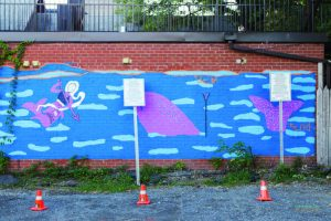 Paint it Up! mural program reduces graffiti through art