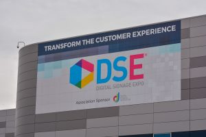 The Digital Signage Expo (DSE) 2020 will be held at the Las Vegas Convention Center from Sept. 15–18, with access to the exhibit hall from Sept. 16–17.