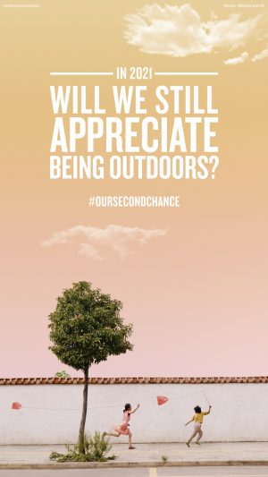 World Out of Home Organization (WOO) has collaborated with U.K.-based creative agency New Commercial Arts to create a global digital out-of-home (DOOH) campaign, '#OurSecondChance.'