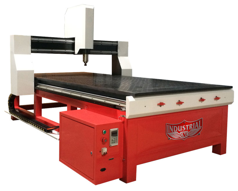 Equipment - Industrial CNC for its CNC Routers for Signmaking