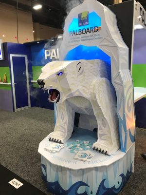Substrates - Palram Americas Inc. for its Palboard Co-extruded Multilayer polyvinyl chloride (PVC) Sheet
