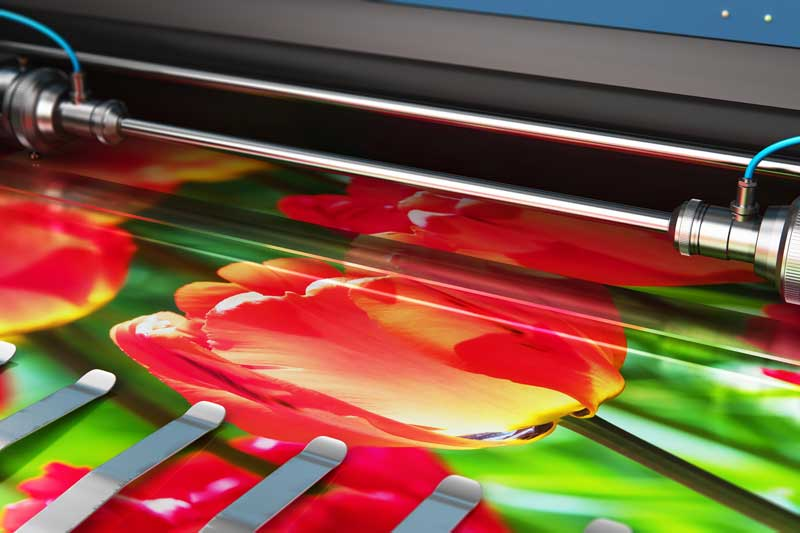 Production of digitally produced fabrics is continuing to grow at double digits worldwide.