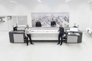 Kilian Hintermann has taken on the role of CEO at SwissQprint effective Jan. 1, 2021, while Reto Eicher, the former CEO, will move to the position of chief technology officer (CTO).