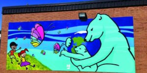 The Public Works and Environmental Services Department and Crime Prevention Ottawa are inviting artists to participate in the 2021 Paint it Up! program.