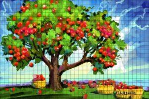 Clarington's mural will be an apple tree.